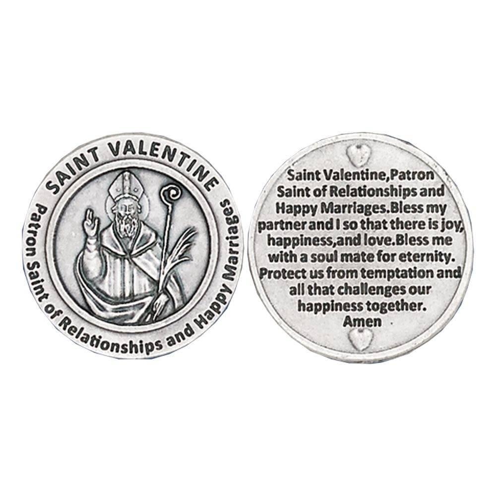 Lumen Mundi St. Valentine Pocket Token