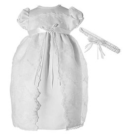 Lauren Madison Girl's Baptism Dress [1382]