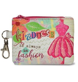 Divinity Boutique Coin Purse For Women Christian Gifts Kindness Is Always in Fashion