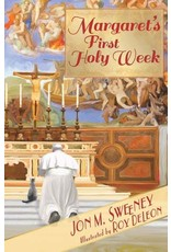 Paraclete Press Margaret's First Holy Week (Book 3 of the Pope's Cat Series)