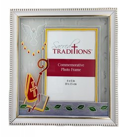 Sacred Traditions Confirmation Frame 4 x 6 Inch Photo