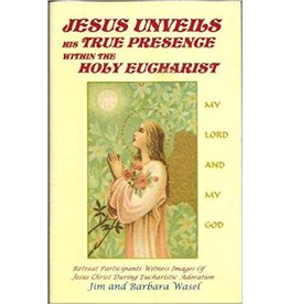 Journey To Our Father Jesus Unveils His True Presence Within The Holy Eucharist