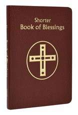 Catholic Book Publishing Corp Shorter Book of Blessings (Brown)