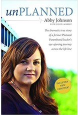 Tyndale House Publishers Unplanned - Abby Johnson