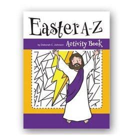 Aquinas Press Aquinas Kids® Easter A-Z Activity Book