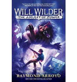 Random House Will Wilder: The Amulet of Power [Hardback] (Book 3)