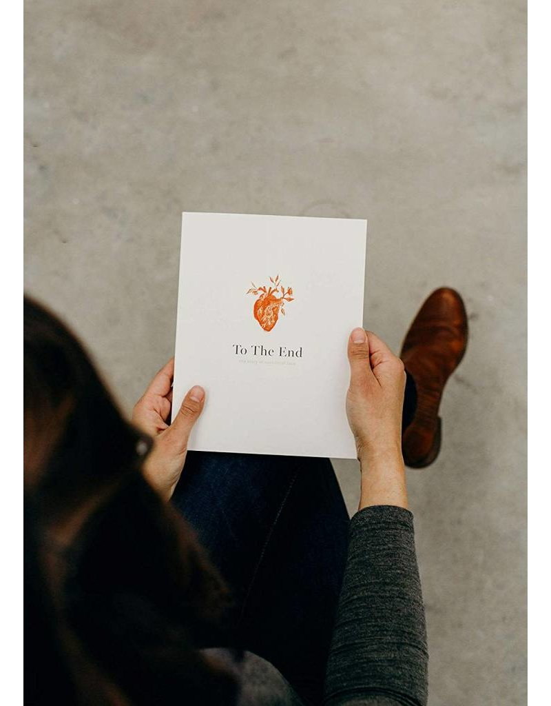 Blessed is She To the End: The story of sacrificial love - 2019 Lent Devotional