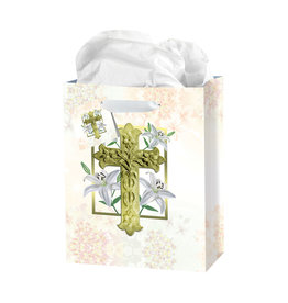 WJ Hirten Easter Lily Gift Bag (Small)