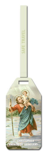 WJ Hirten Luggage Tag