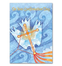 "The Printery House ""On Your Confirmation Day"" Confirmation Greeting Card"
