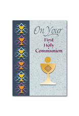 The Printery House First Holy Communion Greeting Card