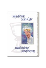 "The Printery House ""Body of Christ"" First Holy Communion Greeting Card"
