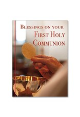 The Printery House Blessings on Your First Holy Communion Greeting Card