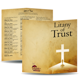 Full of Grace USA Litany of Trust