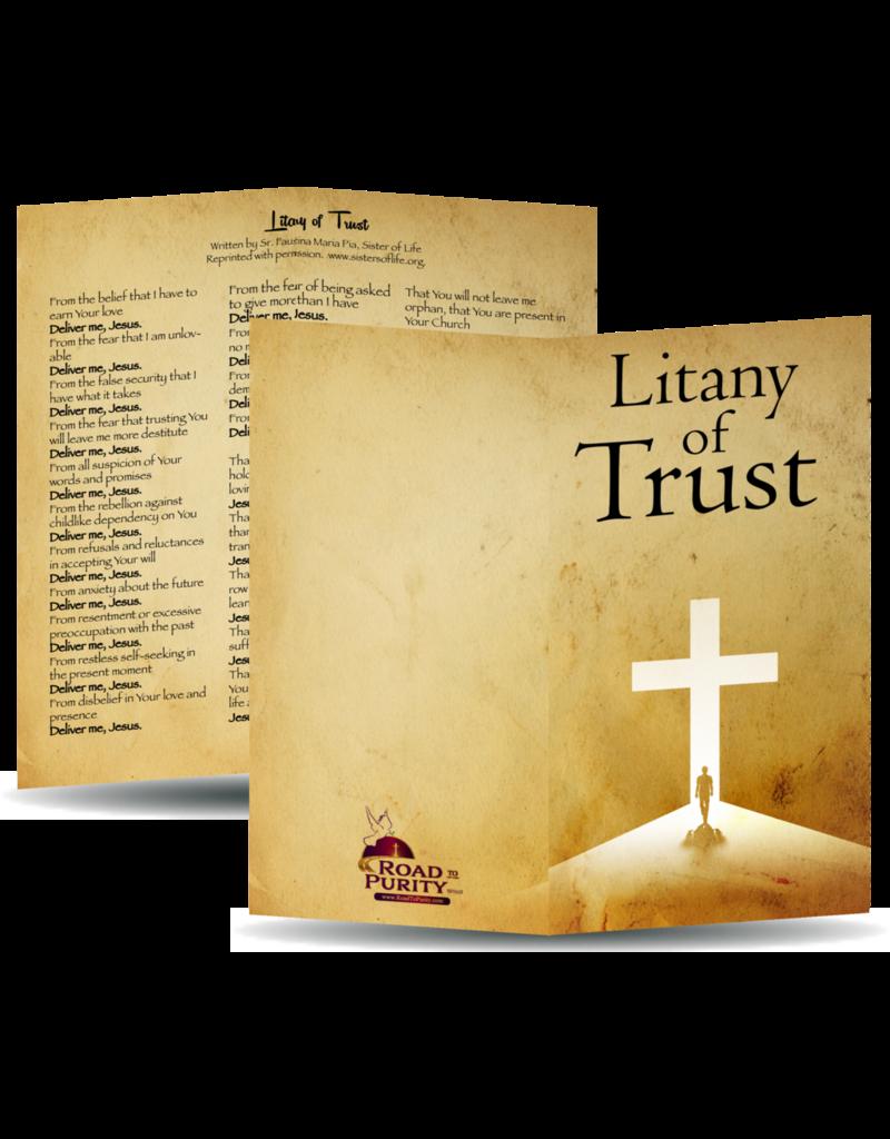 Full of Grace USA Litany of Trust