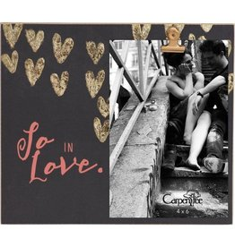 Carpentree So in Love Photo Frame