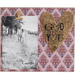 Carpentree God Gave Me You Photo Frame