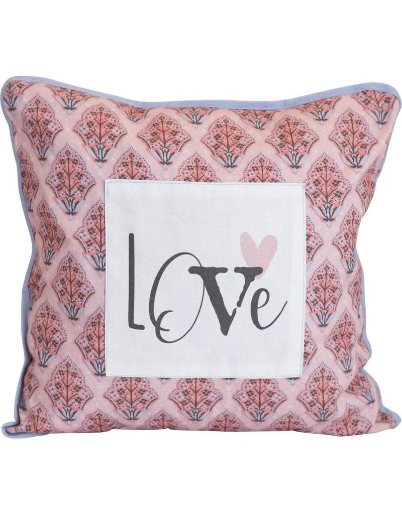 Carpentree Copy of Love Each Other Pillow