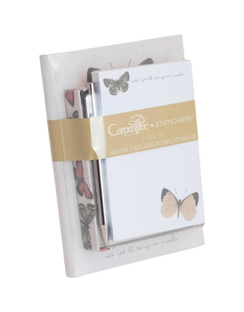 Carpentree Copy of God Loves You Stationery Set