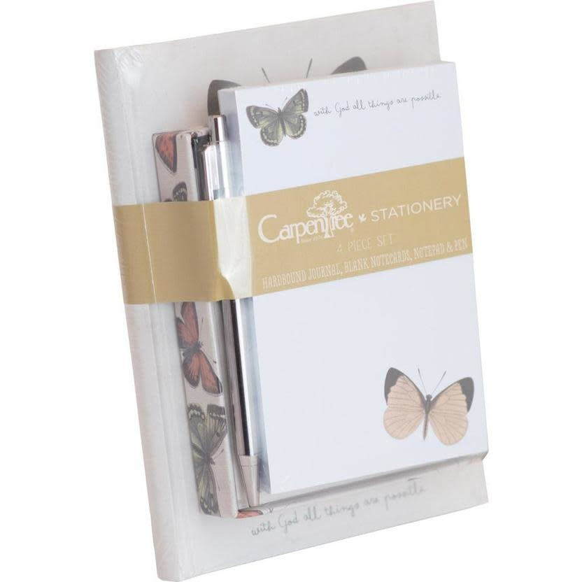 Carpentree Copy of God Loves You Stationery Set
