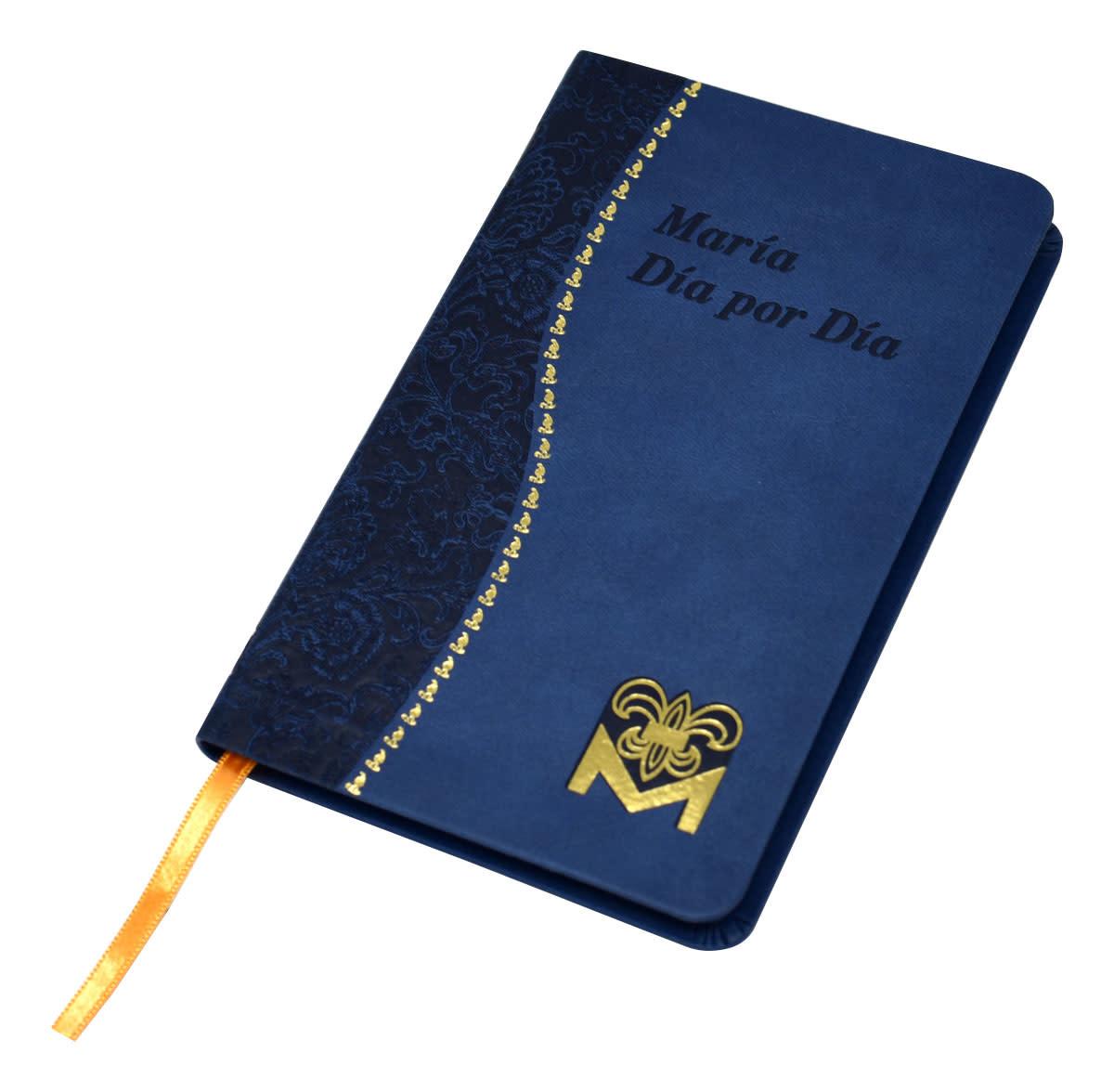 Catholic Book Publishing Corp Maria Dia por Dia