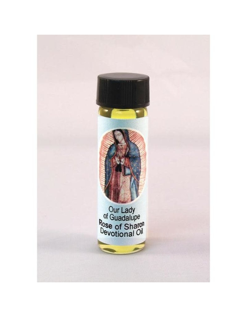 Lumen Mundi Our Lady of Guadalupe Devotional Oil