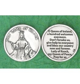 Lumen Mundi Our Lady of Knock Token
