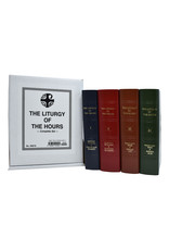 Catholic Book Publishing Corp Liturgy of the Hours (4 Volume Set)