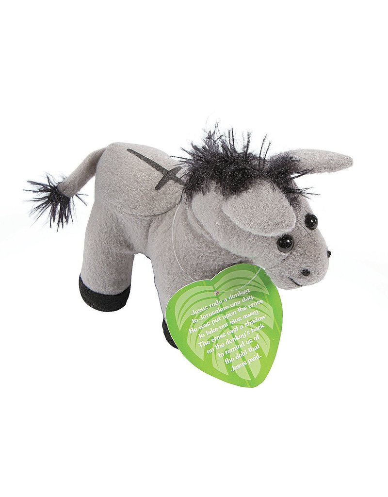 OTC Easter Legend Stuffed Donkey