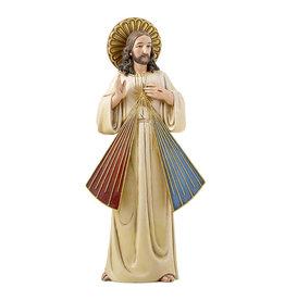 "Christian Brands Divine Mercy 8"" Hummel Statue of Jesus"