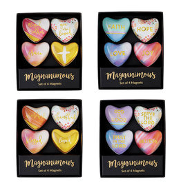 Christian Brands Magnanimous Magnet Gift Set Christian Verses