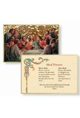 """WJ Hirten 4"""" x 6"""" Last Supper Mosaic Plaque"""