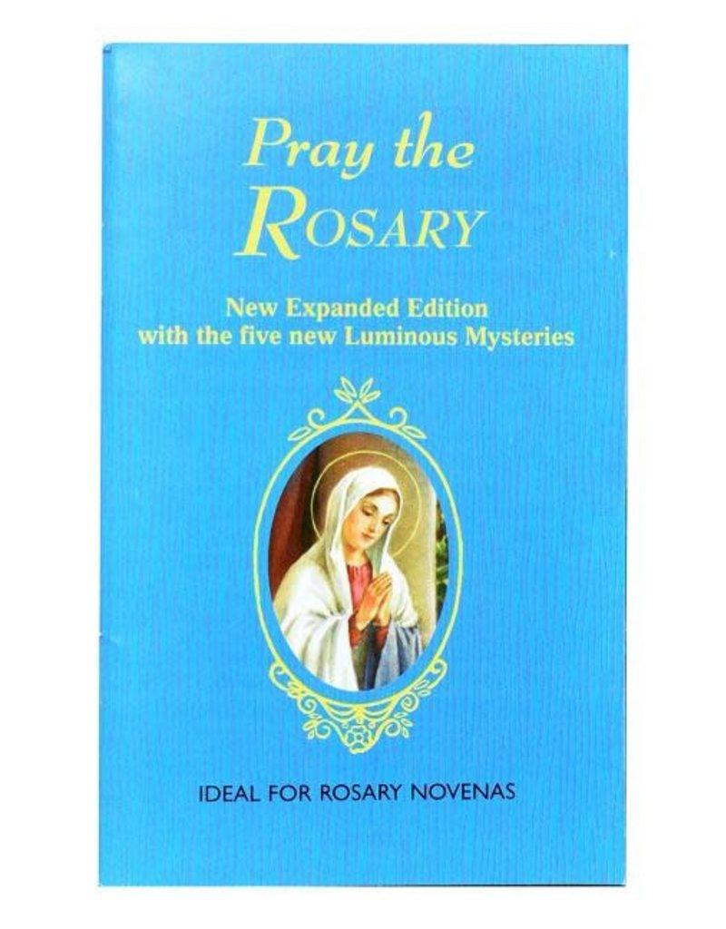 Catholic Book Publishing Corp Pray the Rosary