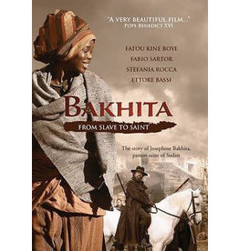 Ignatius Press Bakhita: From Slave to Saint (DVD Movie)