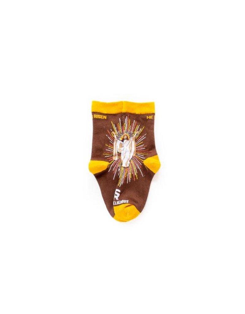 Sock Religious Kids Resurrection Socks