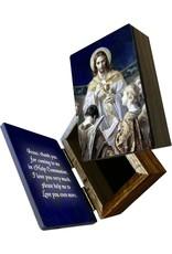Nelson Fine Art Christ, Bread of Angels Keepsake Box