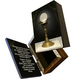 Catholic to the Max Chalice with Host Keepsake Box