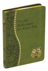 Catholic Book Publishing Corp Pro-life Reflections for Every Day