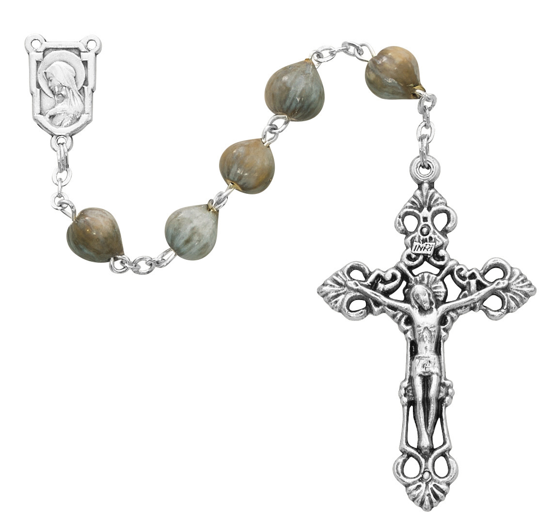 McVan Job's Tears Rosary