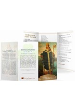 """Full of Grace USA The Lorica of St. Patrick Trifold Holy Cards - Original Wallet Size (3"""" X 5"""")"""