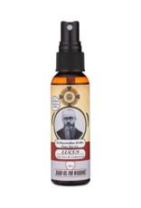 Glory and Shine Lucus Cedarwood Beard Oil 2 oz Bottle