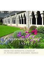 Paraclete Press The Monks of Solesmes: Easter - Gregorian Chant CD