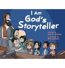 Paraclete Press I Am God's Storyteller