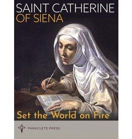 Paraclete Press Set the World on Fire: Saint Catherine of Siena and Saint Padre Pio