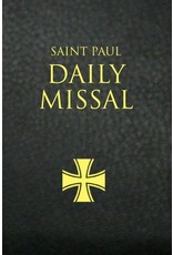 Pauline Books & Publishing Saint Paul Daily Missal (Black)