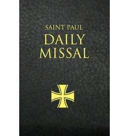 Pauline Books & Publishing Saint Paul Daily Missal (Black)