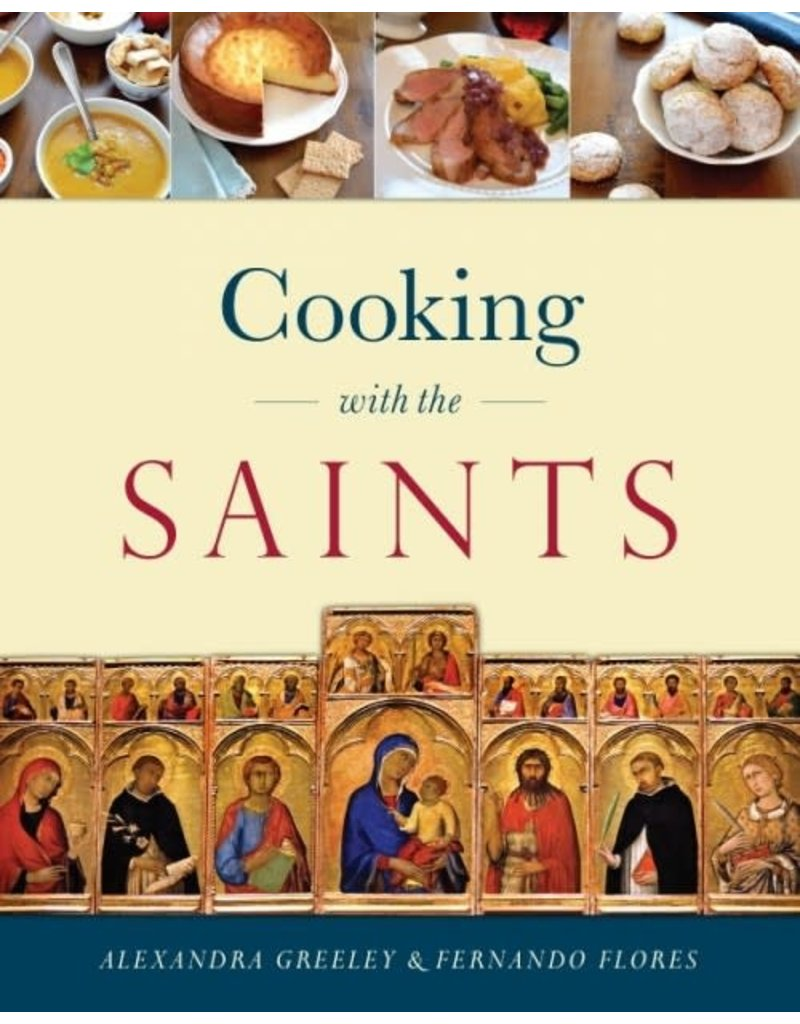 Sophia Institute Press Cooking with the Saints