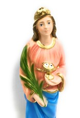 """St. Lucy 8"""" Statue"""