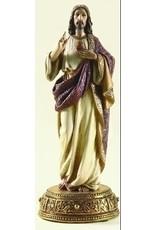 """Joseph's Studio 10.25"""" Sacred Heart of Jesus Statue"""