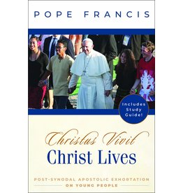 The Word Among Us Press Christ Lives: Christus Vivit: Post-Synodal Apostolic Exhortation on Young People